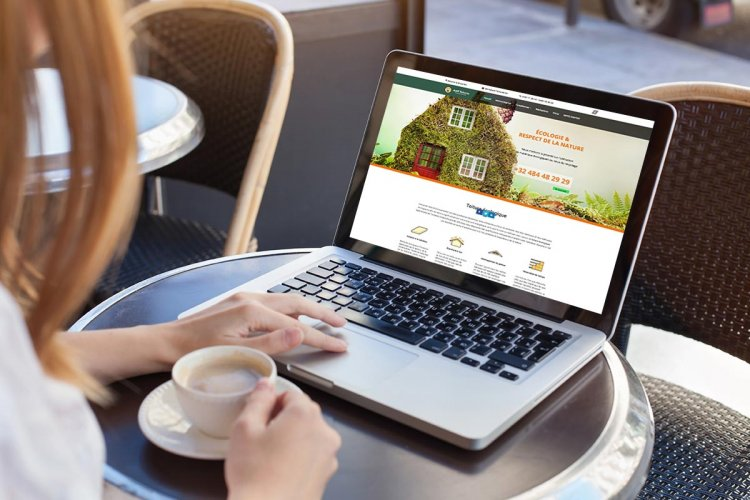 Création site internet couvreur en toitures