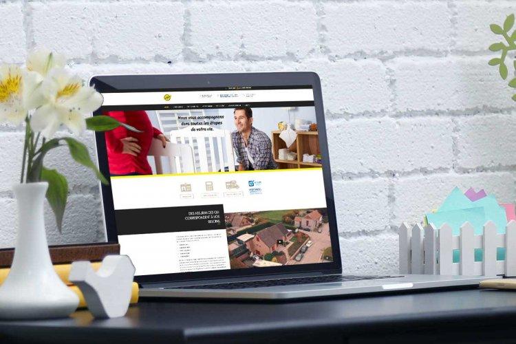 Création de site web pour courtier en assurances