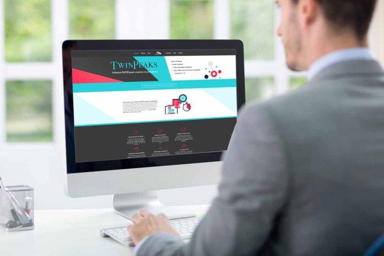 Refonte graphique & modernisation de site web